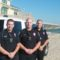 Wrightsville Beach Police Department dons pink badges for Breast Cancer Awareness Month