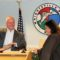 Mills sworn in as mayor, new aldermen take seats on board